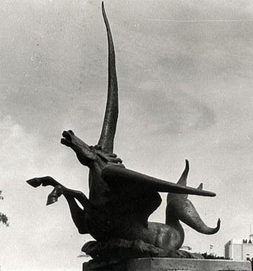 River Horse. (Courtesy Smithsonian)