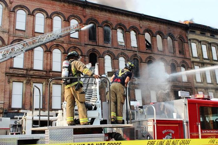(Major Brian Meurer / Courtesy Louisville Division of Fire)