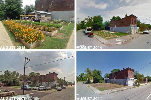 (Elijah McKenzie / Broken Sidewalk; Courtesy Google)