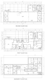 Floor plans, click to enlarge. (Courtesy Metro Louisville)