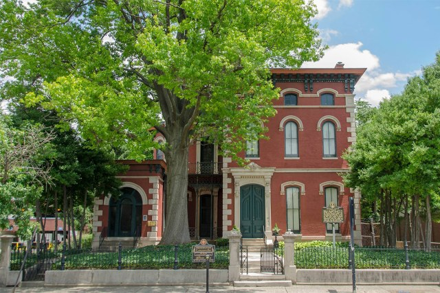 Preservation Louisville operates out of the historic Brennan House on Fifth Street. (Courtesy Preservation Louisville)
