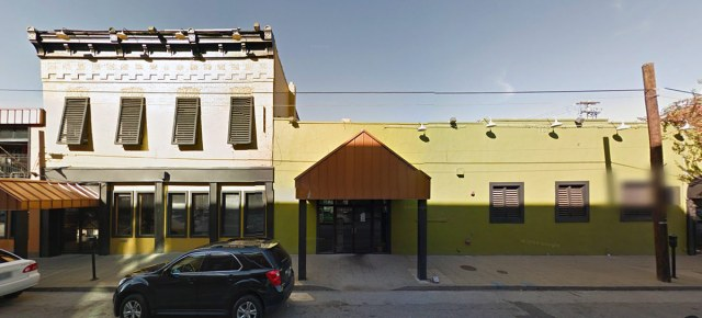 Two historic structures on Floyd Street. (Courtesy Google)
