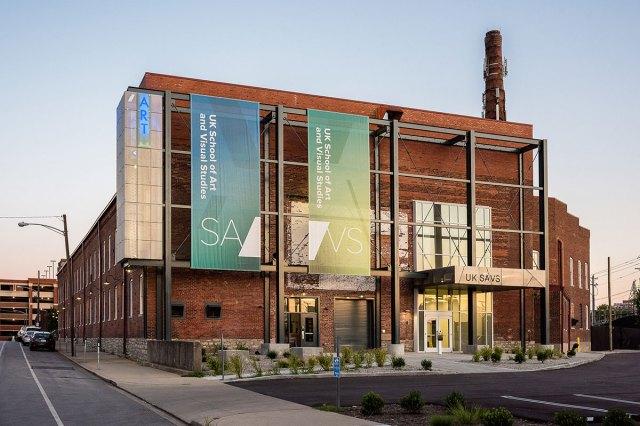 University of Kentucky School of Visual Art and Visual Studies. (Courtesy AIA Kentucky)