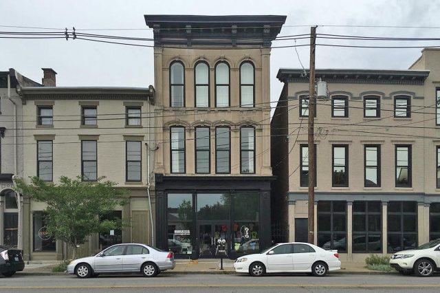 709 East Market Street. (Branden Klayko / Broken Sidewalk)