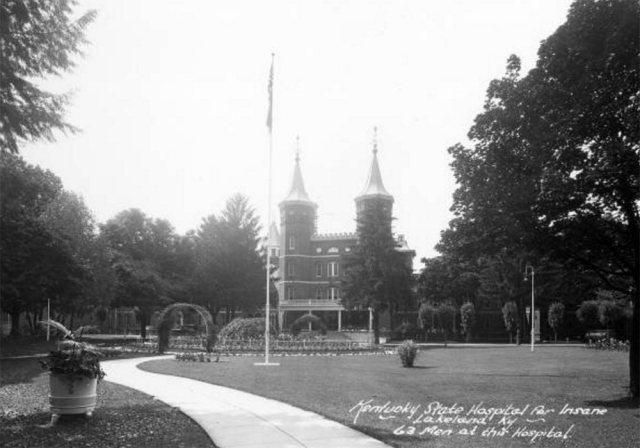 The facility in 1921. (Courtesy UL Archives - Reference)