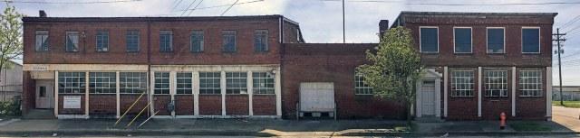 The Interapt team moved into the eastern-most side of the complex at 1226 Rowan Street. (Branden Klayko / Broken Sidewalk)