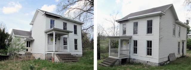 The circa-1870 Hoke House. (Courtesy Kentucky Trust)