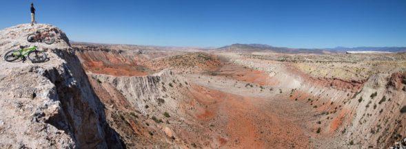 white mesa trails