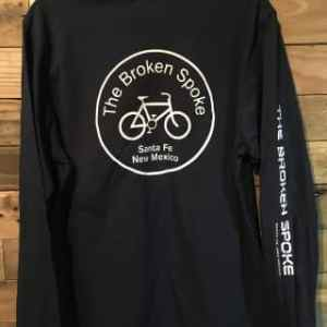 Broken Spoke Men's LS Tee