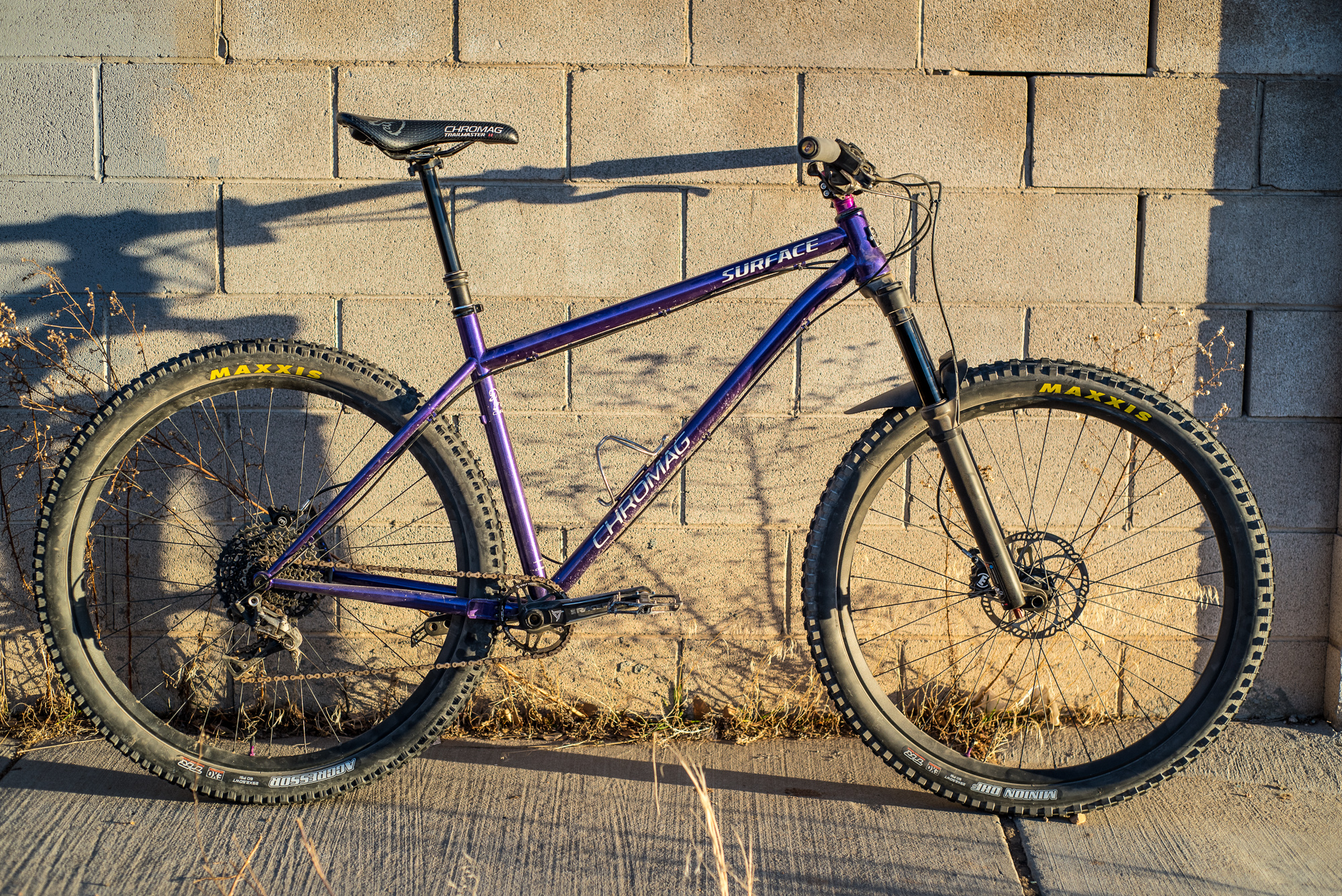 Staff Ride: Dylan's Chromag Surface