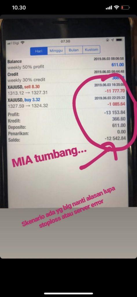 Mia Fintechfx Terbukti Scam Betulan Sekarang Broker Forex Terbaik
