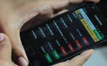 Trading Forex Android