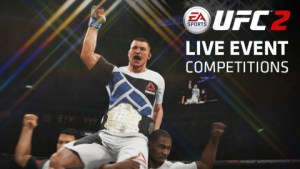EA Sports brand new UFC 2 live events