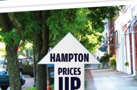 Prices Rise For Hampton Homes