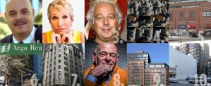 1. Bob Friedrich, president of Glen Oaks Village 2. Barbara Corcoran, the founder and former CEO of the largest residential brokerage firm in New York 3. New York real estate developer Aby Rosen 4. Abraham J. Simberg's Brooklyn Chamber of Commerce Building 5. 101 W. 126th St 6. Argo Real Estate, one of New York City's Premier Independent Real Estate Brokerage 7. Vornado Realty Trust's 691 Fifth Avenue Building 8. Sam Zell's Equity Residential 9. 470 Vanderbilt Ave. in Brooklyn, NY 10. 140-144 West 28th St. has Sold for $20.5 million