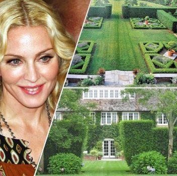 Madonna Summer Hamptons