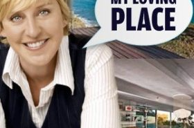 Ellen Degeneres Moves into Brangelina's Malibu Digs [PICS]