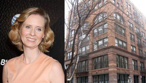 Cynthia Nixon - 10 Bleecker Street