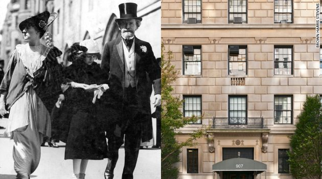 Mysterious Heiress Fifth Ave Apartments For Broker