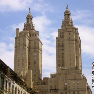 Famous Residential buildings of Central Park West - Broker ...