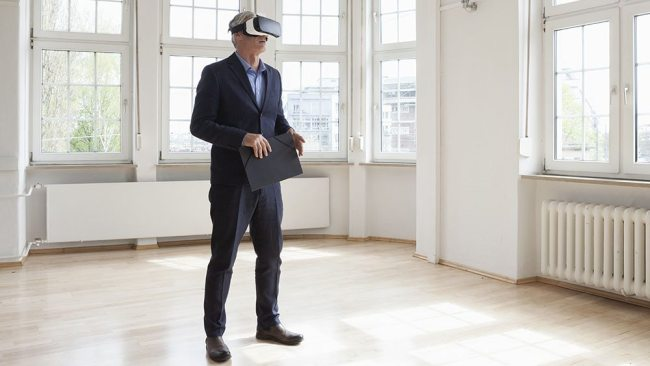 Real estate agents are embracing virtual reality devices as another way to get prospective buyers excited about a property.