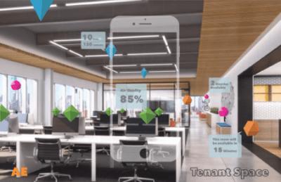 The Augmented Estate app in action. Credit: Prescriptive Data