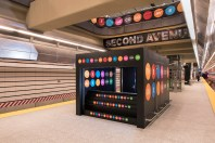 Second Avenue Subway station at 96th Street. Photo: Metropolitan Transportation Authority / Patrick Cashin