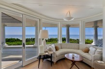 216 Old Montauk Highway | The Madoffs' former home in Montauk, N.Y., is on the market for $21 million. The current owners did a full renovation on the property since purchasing it in 2009 for $9.41 million. Photos: Chris Foster for Corcoran