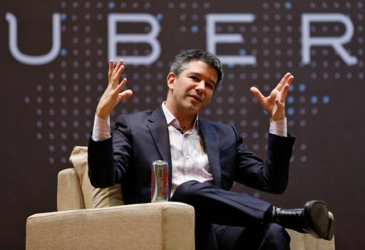 Uber CEO Travis Kalanick. (Danish Siddiqui / Reuters)