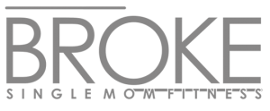 Broke Single Mom Logo
