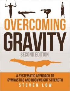 Overcoming gravity at home gymnastics course