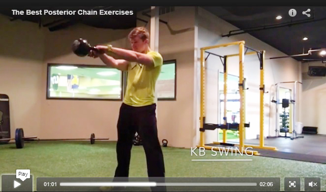 Posterior Chain Exercise
