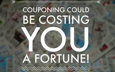 Why Couponing May Be Costing You a Fortune!