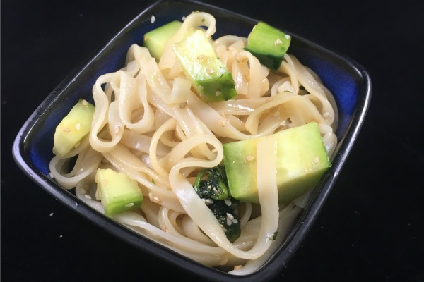 A Simple Sesame Noodle Recipe You'd Better Double