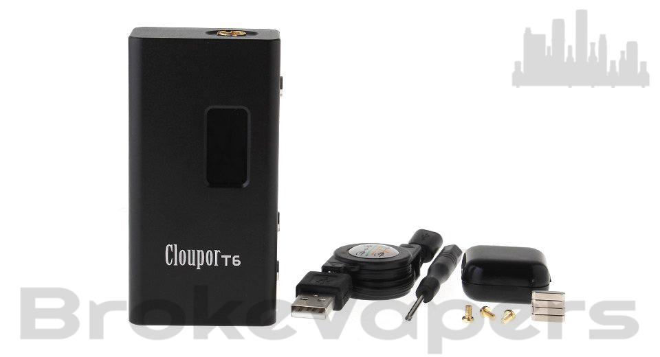 Cloupor T6 - Black