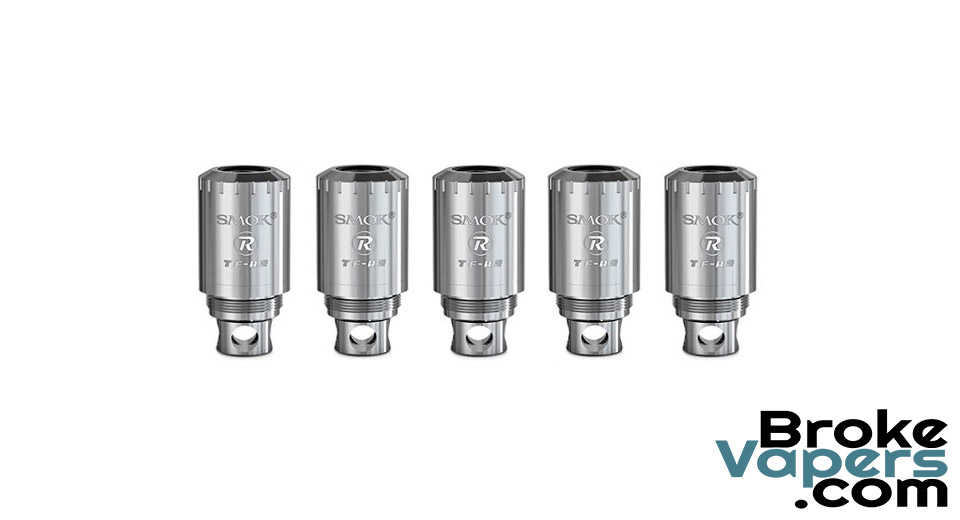 Authentic Smok TFV4 Coils 5-Pack