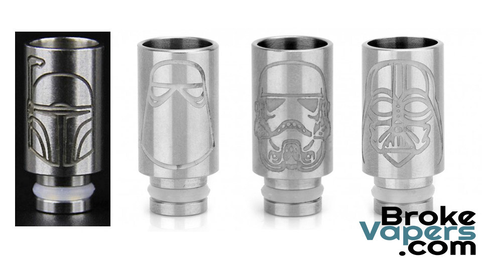 Star Wars Drip Tips