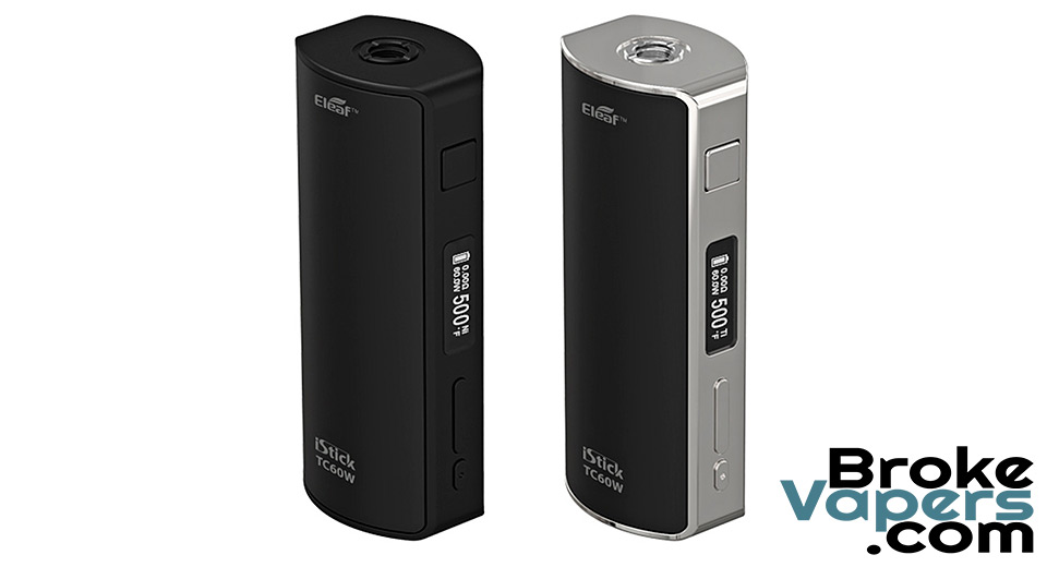 Authentic Eleaf iStick 60W TC Mod Only