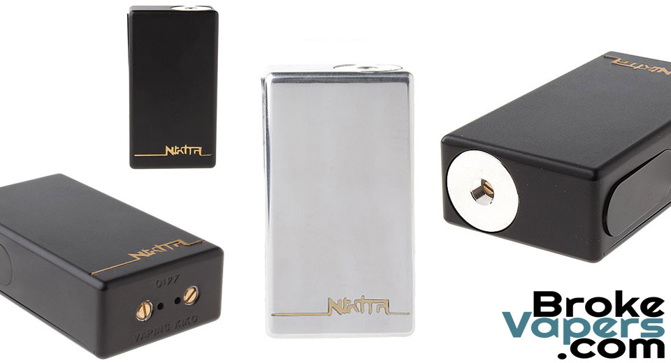 Nikita Mechanical Box Mod Clone