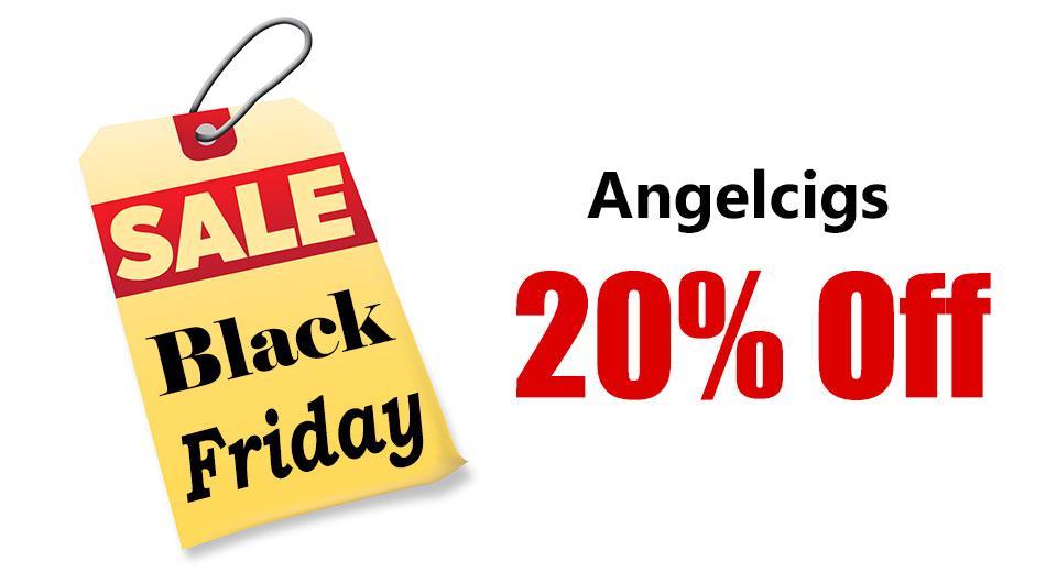 Angelcigs Black Friday Sale