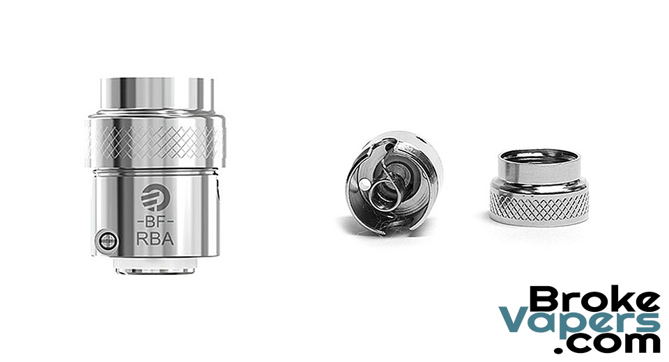 Authentic Joyetech Cubis RBA Coil Head