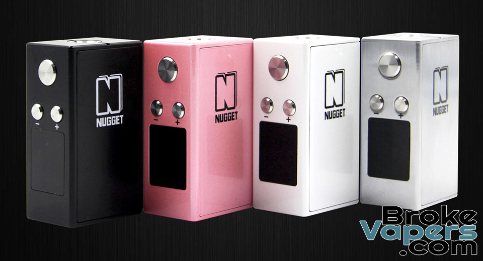 Authentic Artery Nugget 50W TC Box Mod