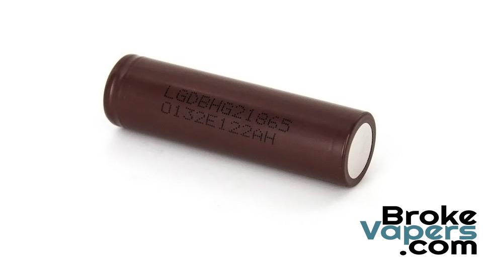 LG HG2 3000mah 18650 Battery