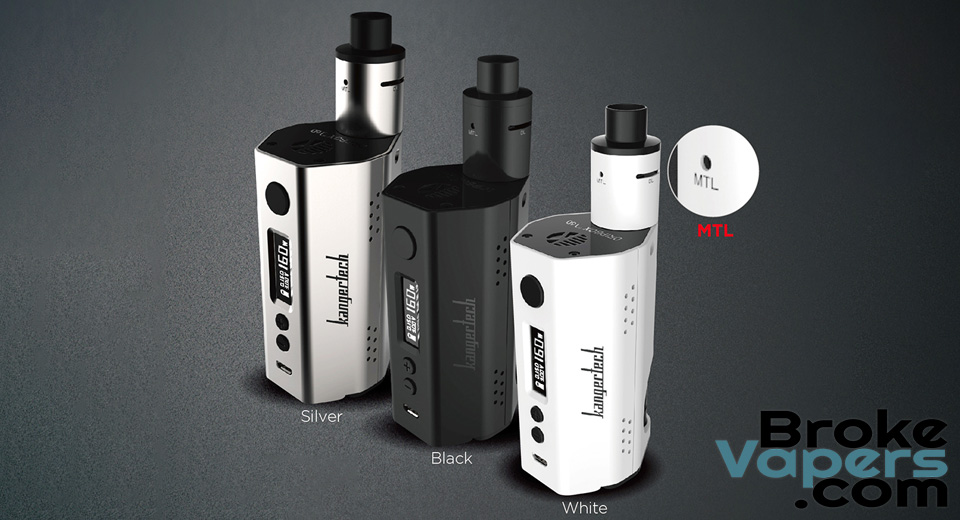 Authentic Kanger Dripbox 160W Kit
