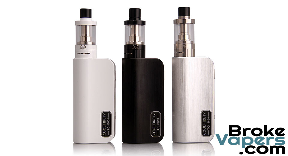 Authentic Innokin Cool Fire 4 TC 18650