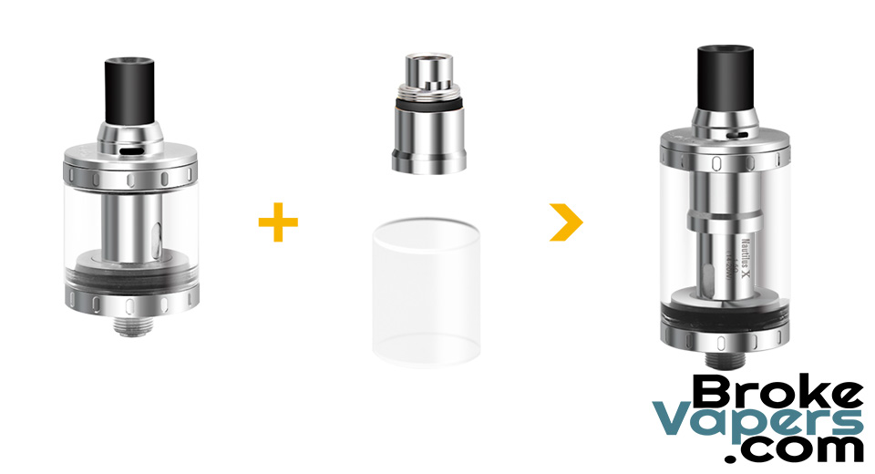 Aspire Nautilus X 4ml Kit