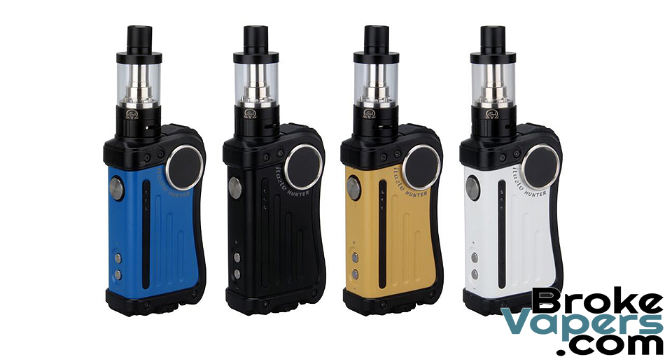 Innokin iTaste Hunter Mod With iSub V Tank
