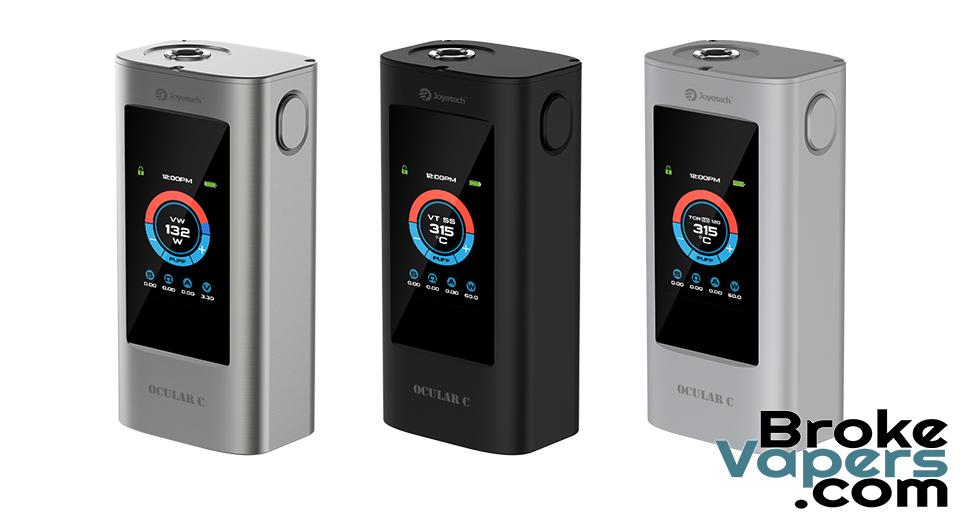 Joyetech Ocular 150W Touchscreen Mod