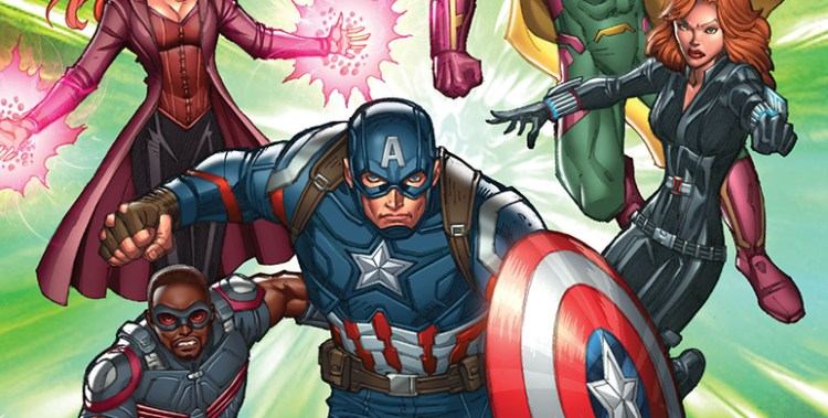 Captain America Road To War Review header