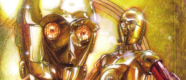 C-3PO #1 Review Header
